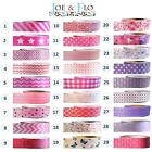 Washi Tape Decorative Adhesive Paper Masking Trim  - PINK and PURPLE