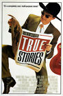 TRUE STORIES (JOHN GOODMAN AND ANNIE McENROE) MINI FILM POSTER PRINT 01