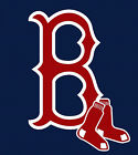 """6"""" 12"""" 18"""" or 24"""" Red & White Boston Red Sox Car Window Wall Decal Sticker"""