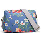 FREE SHIPPING Girls Women Floral/Polka Dots Canva Shoulder Bag Cross Body Bags
