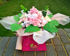 CUSTOM MADE BABY CLOTHES BOUQUET, BABY SHOWER GIFTS, MATERNITY, NAPPY CAKES