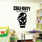 Call Of Duty COD Black Ops Ghosts Wall Art Sticker Vinyl Decals PS3 PS4 Xbox 360