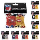 NFL Football 2013 Logo Loomz Filler Pack - 200 Loom Bands & 2 Charms - Pick Team $7.99 USD on eBay