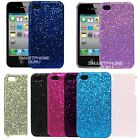 Sparkle Shiny Bling Glitter Hard Snap On Case Protector Cover For iPhone 4 4G 4S