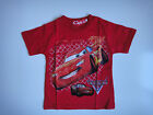 Brand new Disney car cars summer tee t-shirt size 2,3,4,5,6