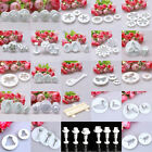 XMAS 25 Shapes Decorating Cookie Cutters Sugarcraft Cake Cookies Baking Tools #F