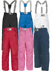 Trespass MARVELOUS Kids Ski Pants Salopettes Children Overtrousers 2 - 12 yrs
