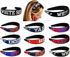 CHOOSE TEAM Headband MLB New BIG 1 3/8 in. Wide Comfort Dome Hair Band Headwear