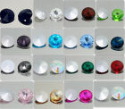 5PCS XILION #1122 ELEMENTS Crystal Rivoli Beads 18mm  Variety of colors