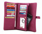 New Lady Women's Long Wallet Clutch Purse Handbag Gift Bags For iPhone 4 4S 5 5S