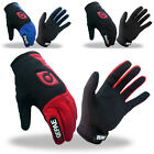 Winter Warm NEW Men's Sports Cycling Bike Bicycle Full Finger Gloves 3 Size S~L