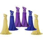 Formal Evening Long Gown Party Prom Ball Bridesmaid Dress SZ 6 8 10 12 14 16 20