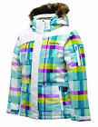 Dare2b Dream Up Girls Ski Jacket Waterproof Breathable Insulated DGP014