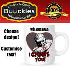 The Walking Dead Mug Personalised Gift Idea Cool Birthday Valentine Present Cup