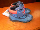 New Boy Toddler Gymboree SNOW LEGEND Blue Boots Ski Size 6,7,8,9,10,12,13.