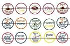 "#50 FOOTBALL GIRL 1"" PRE CUT BOTTLE CAP IMAGES SCRAPBOOKING CRAFT PROJECTS"