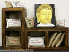 Washed Jute Cushion Covers 38x25cm Various   ***Brand New***