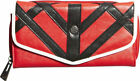 FOX ULTIMATE TRIFOLD CHECKBOOK RED