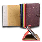 For Ipad Mini 1 2 Retro Faux Leather Magnetic Flip Stand Case Cover