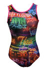 STREET LIGHTS girls gymnastics leotard