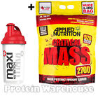 Applied Nutrition Critical Mass (Weight Gainer) 4.4kg + FREE SHAKER & SAMPLE
