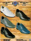 Wild West Men's Casual Lace Up Oxford Deer Sneaker Shoes Diff. Colors
