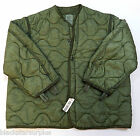 NEW!! US Military USMC Army M65  M-65 Field Jacket Coat Quilted CW Liner S,L,XL