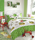 ROALD DAHL THE ENORMOUS CROCODILE DUVET COVER SET.2 SIZES.FREE NEXT DAY DELIVERY