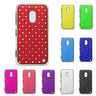 New Crystal Diamond Bling Skins Hard Back Case Cover For Nokia Lumia 620 N620