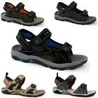 MENS SUMMER SANDALS DUNLOP WALKING SPORTS HIKING TRAIL SURFING BEACH SHOES SIZE