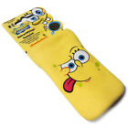 Spongebob Squarepants Mobile Phone Cleaning Sock Case with Microfibre Lining