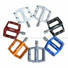 New WELLGO Aluminum Extruted Pedals for Road Bike MTB BMX DH Platform 7 Colors