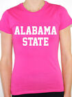 ALABAMA STATE - USA College / America / American / Novelty Themed Womens T-Shirt