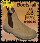New Mongrel Work Boots Non Safety/Non Steel Toe Cap Desert Rigger Style 916040