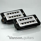 NEW Vanson '57 Alnico II Chrome Toaster PAF Humbucker for Les Paul, SG, ES, Tele