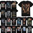 New Stylish Men Boys 3D Print Cotton T-shirt Sports Casual Short Sleeve Top Tees
