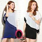 Lady Sexy Casual Chiffon Short Mini Evening Cocktail Party Dress 5 Size Stylish