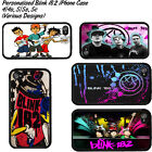Blink 182 iphone 4/4s, 5/5s, 5c hard cover - can be personalised(1)