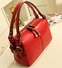 New 2014 Fashion Leather Concise Medicine Box Package Retro Tote Handbag Bag CH