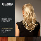 Clip In Hair Extensions Pieces Failing Wavy Ponytail Pieces