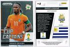 CUP CAPTAINS Panini PRIZM World Cup Subset Insert Cards 2014 #1 to #30