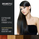 Clearance Clip In Hair Extensions Straight Hair Extensions Pieces