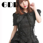 GOTHIC DOLLY PUNK BLK Lolita CUTE 81135 SHIRT S-L