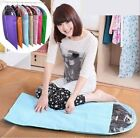 Home Dress Clothes Suits Cover Zippered Garment Bag Dustproof Storage Protector
