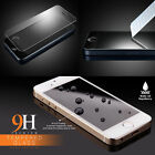 Colorful Real Tempered Glass Film Screen Protector for iPhone 5 5S 5C