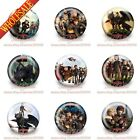 18-90pcs How to Train Your Dragon Cartoon Button pin badges 30MM,brooch badges