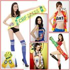T111 2014 Brazil World Cup Worlds Football Soccer Scarf Scarf Scarves Newest