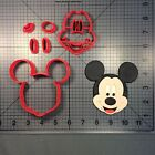 Clubhouse Character 100 Cookie Cutter Set