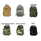 Men / Women Outdoor Camping Hiking Trekking Bag Military Tactical Shoulder Bag