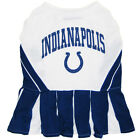Indianapolis Colts NFL Licensed Pet Dog Cheerleader Dress Outfit